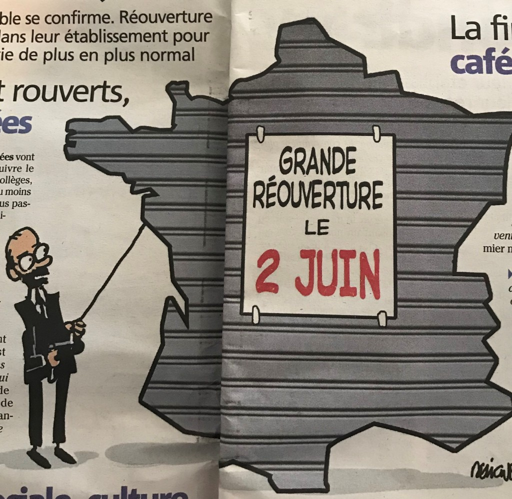 Maj 2020 Franska Fonster